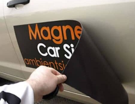Update Your Car Magnets In These Easy Steps