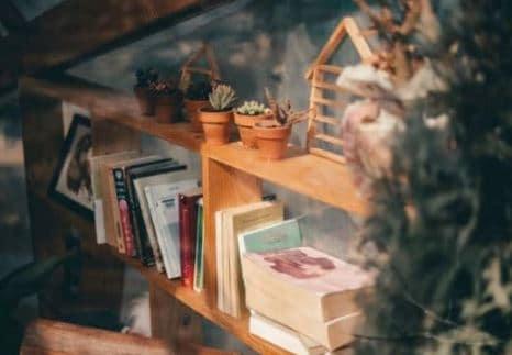 How to Decorate Your Bookshelf during Quarantine?