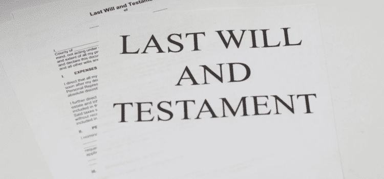 What Is The Average Cost To Probate a Will In Texas?