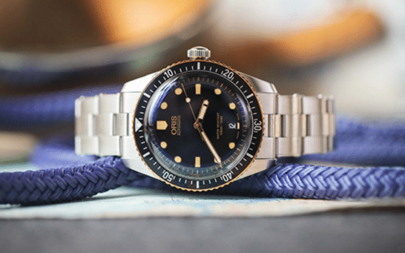 The 4 Best-Selling Oris Watches Today