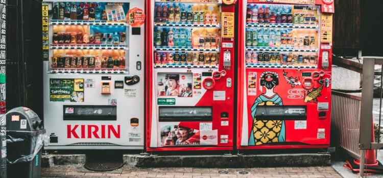 How to Hack a Vending Machine to Get cash