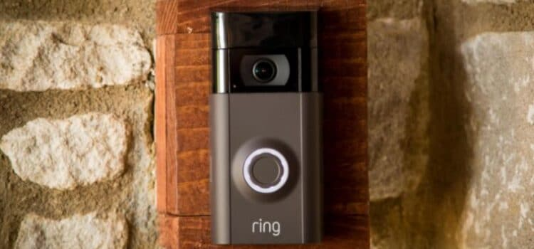 How to Install a Ring Video Doorbell